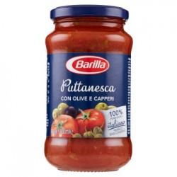 Barilla Sugo alla Puttanesca con Olive e Capperi 400 g