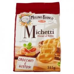 MICHETTI MULINO BIANCO BARILLA dorati al forno 315 gr