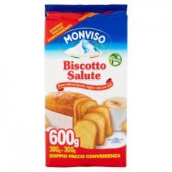 Monviso Fette Biscottate Biscotto Salute conf. 2x300 g