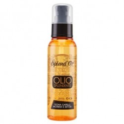 SPLEND 'OR Olio Splendente 100 ML capelli morbidi e setosi