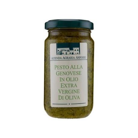 Anfossi pesto genovese olio extra vergine d'oliva 185 g