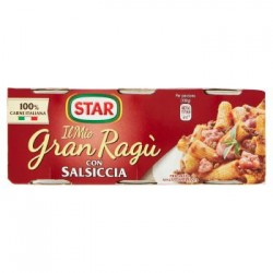 Star Il mio gran ragù con salsiccia 3x100