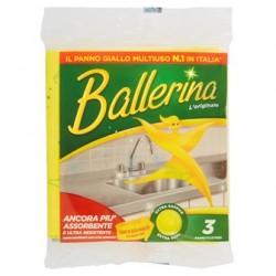VIM PANNO BALLERINA 3 PZ. per superfici lavabili