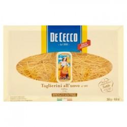 De Cecco Taglierini n. 105 pasta all'uovo 250 g