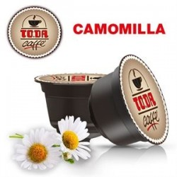 16 Capsule CAMOMILLA TODA DOLCE GUSTO compatibili GATTOPARDO