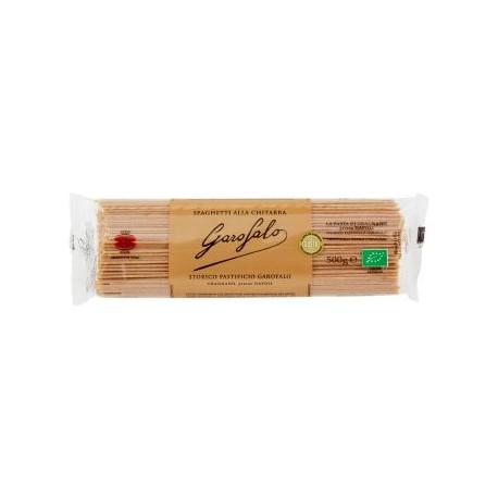 GAROFALO SPAGHETTI ALLA CHITARRA n. 5-43 pasta integrale 500 g