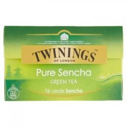 Twinings Pure Sencha Green Tea 22 filtri