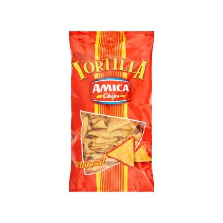 Amica Chips Tortilla natural 450 g