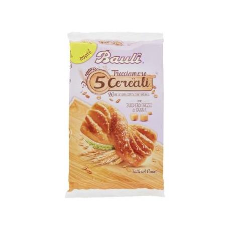 Bauli Trecciamore 5 Cereali 5 pezzi 210 g