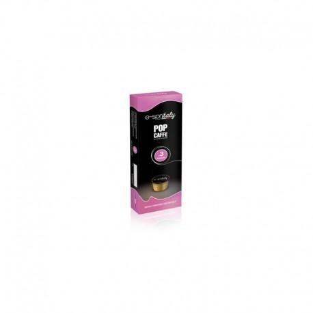 10 Capsule Arabica Pop Caffè E-SPRITALY Compatibile CAFFITALY