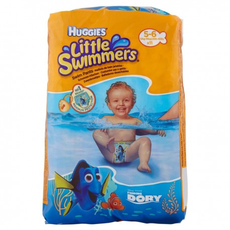 HUGGIES Little Swimmers Pannolini 12-18 Kg