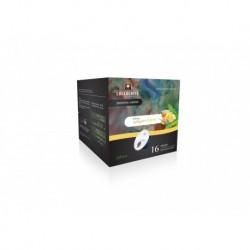 16 Capsule Tisane Solubili Zenzero e Limone Lollo Compatibil Nestlè Dolce Gusto