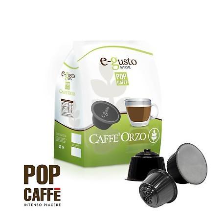 16 Capsule ORZO POP Caffè Compatibili Dolce gusto