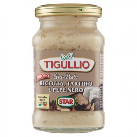 STAR TIGULLIO GRANPESTO Ricotta Tartufo e Pepe Nero. CONF 190 GR