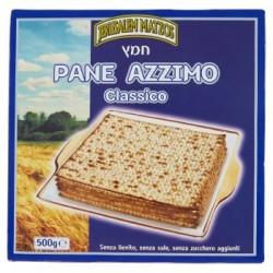 La Tavola di Zio Elio Pane Azzimo Kosher confezione 500gr