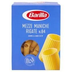 Barilla Mezze Maniche Rigate Pasta di Semola di Grano Duro 500 gr