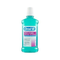 ORAL-B Collutorio Denti e Gengive Senza Alcool Menta 500 ml