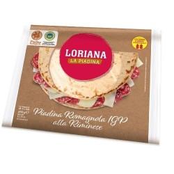Loriana Piadina Romagnola IGP 350 gr