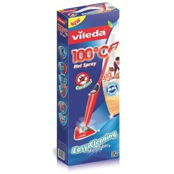 VILEDA SCOPA 100°C HOT SPRAY SENZA FILO