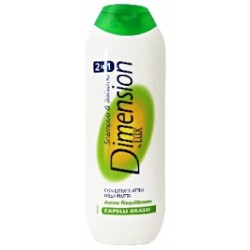 DIMENSION SHAMPOO 2in1 CAPELLI GRASSI 250ML