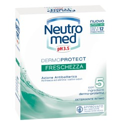 NEUTROMED DETERGENTE INTIMO FRESCHEZZA ANTIBATTERICO 200 ML
