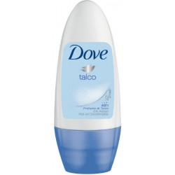 DOVE DEO ROLL ON 50 ML.TALCO