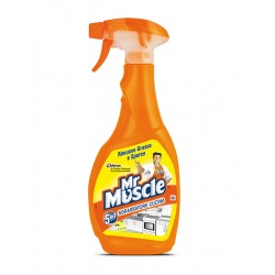 MR MUSCLE 5in1 SGRASSATORE CUCINA LEMON 500 ML