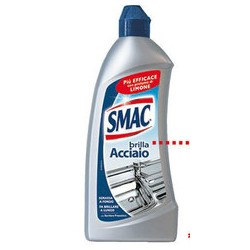 SMAC BRILLACCIAIO 500ML