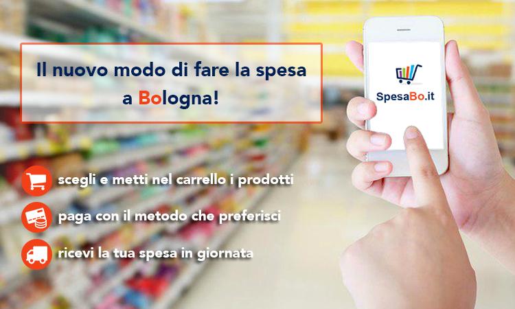 SpesaBo La spesa a domicilio in Bologna